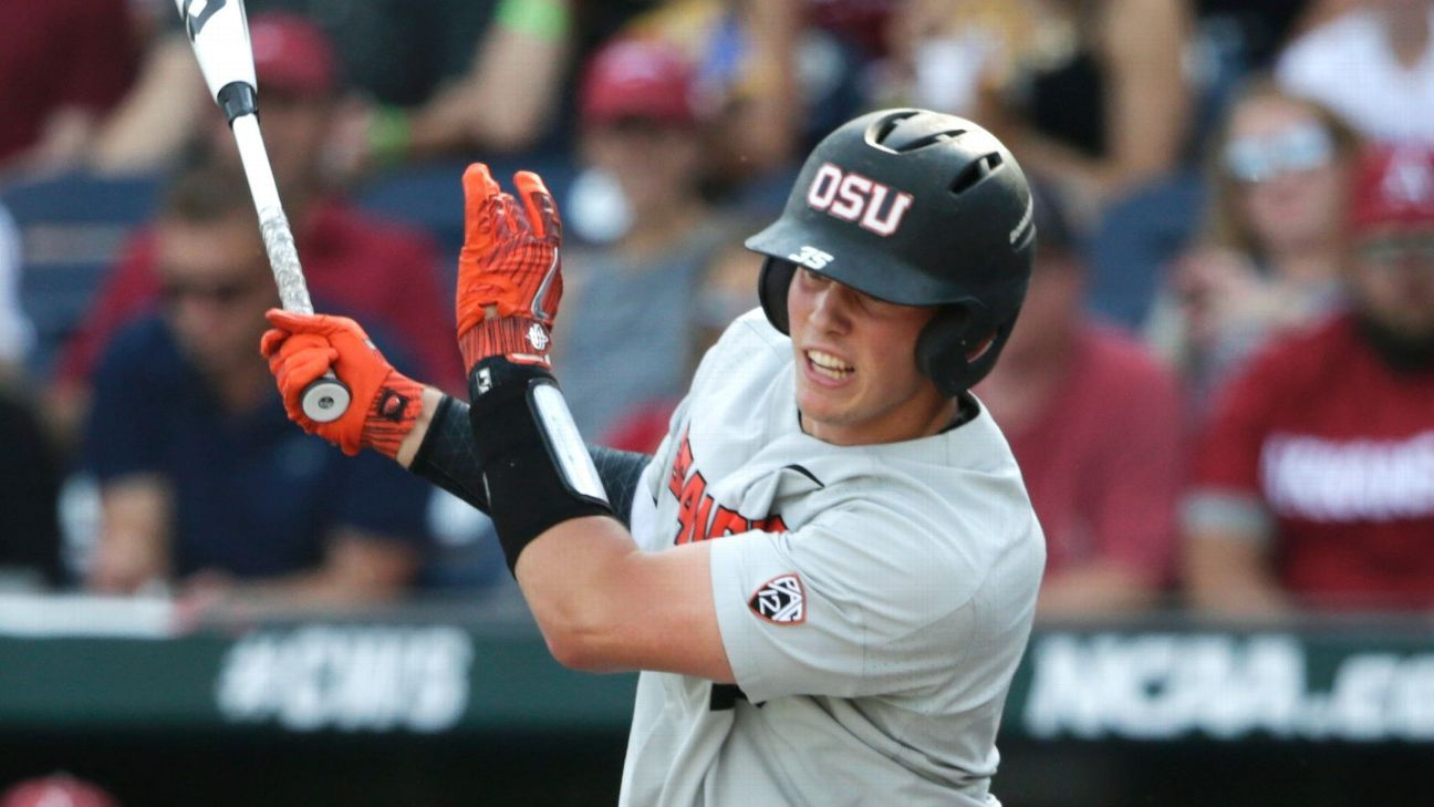 Keith Law's 2019 Big Board -- Updated top 100 draft prospects