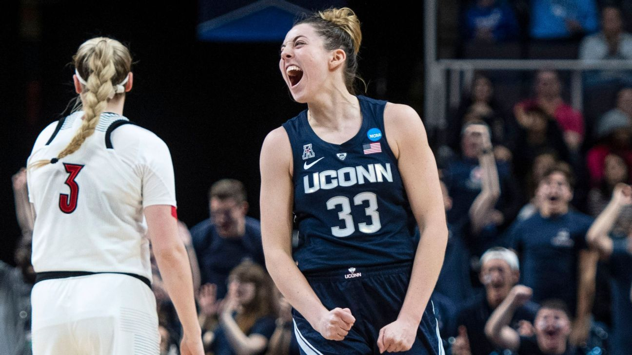Katie Lou Samuelson carries UConn by Louisville and into ...