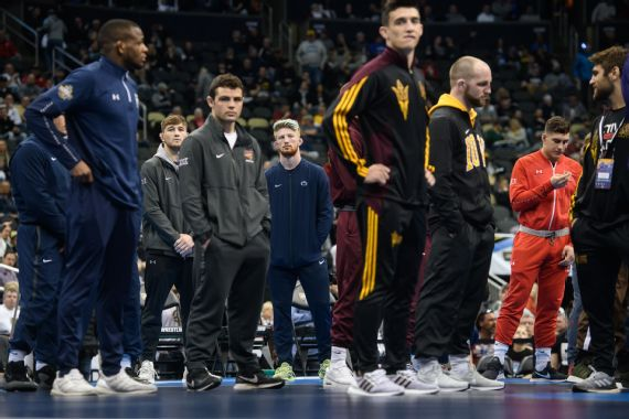 From NCAA to MMA: More college wrestlers are fighting on