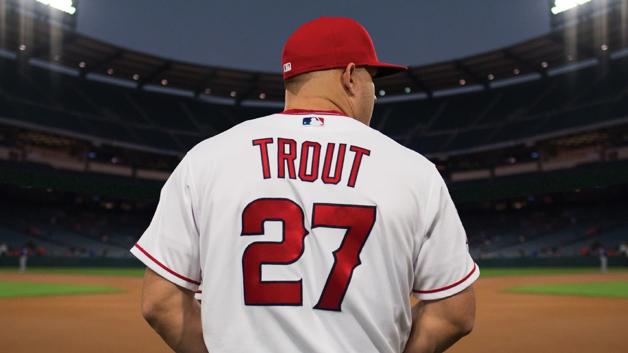 Mike Trout's Game of Life