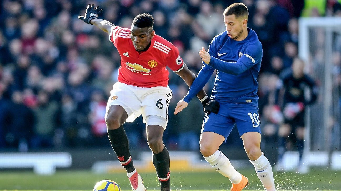 Transfer Talk: Real Madrid set for Pogba, Hazard but face Bale showdown