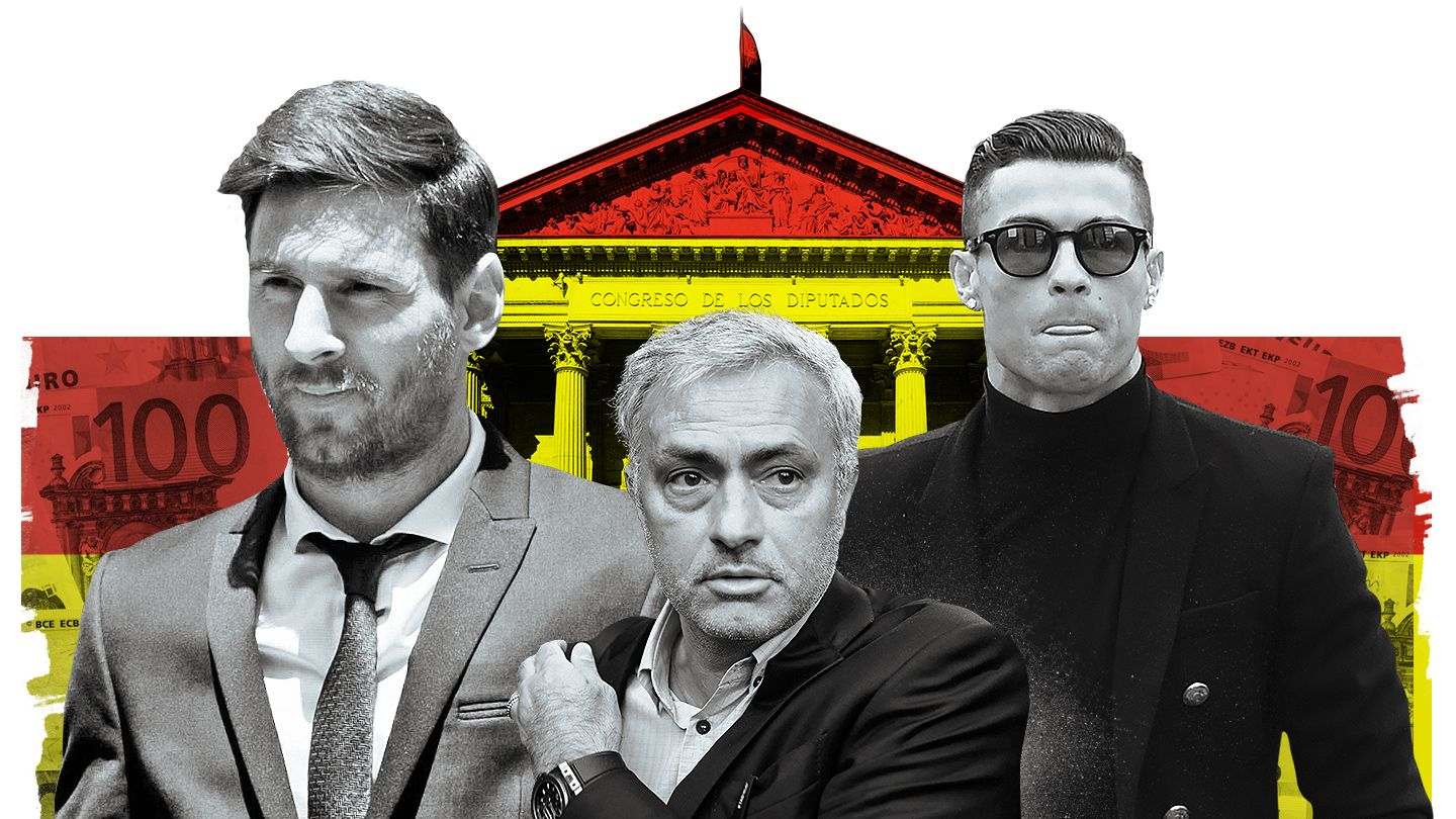 Our all-star soccer team of accused tax evaders