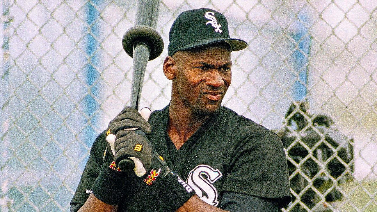 best service 4f3ae b0eec The true story behind Michael Jordan s brief-but-promising baseball career
