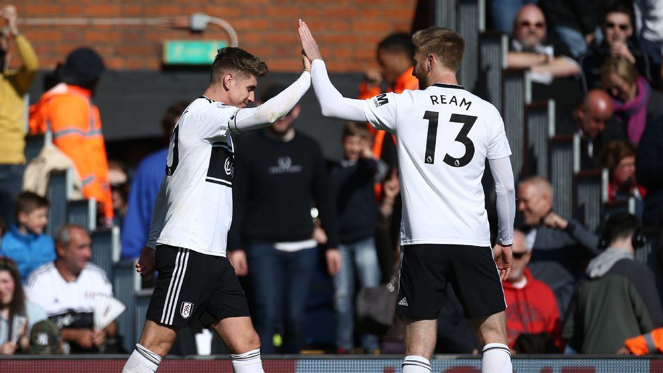 Fulham vs. Everton - Football Match Report - April 13, 2019 - ESPN