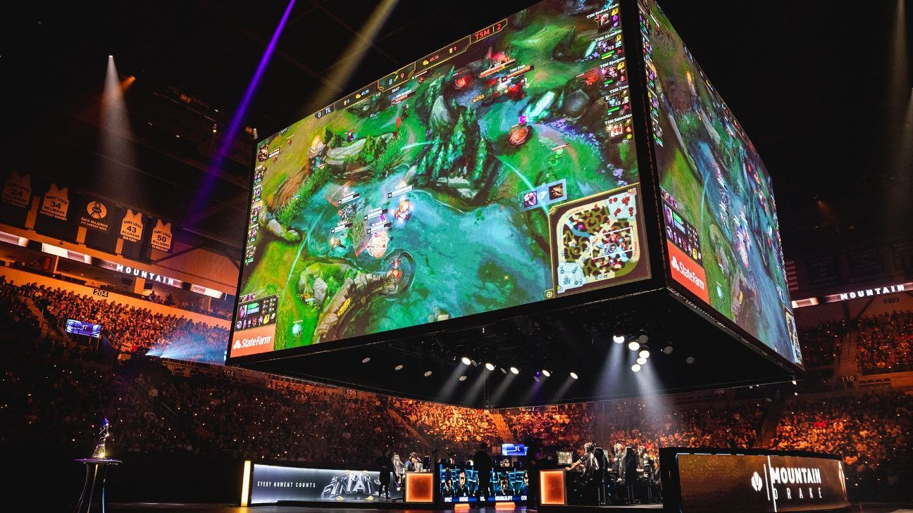 Missing traditional sports? These esports could be worth a watch