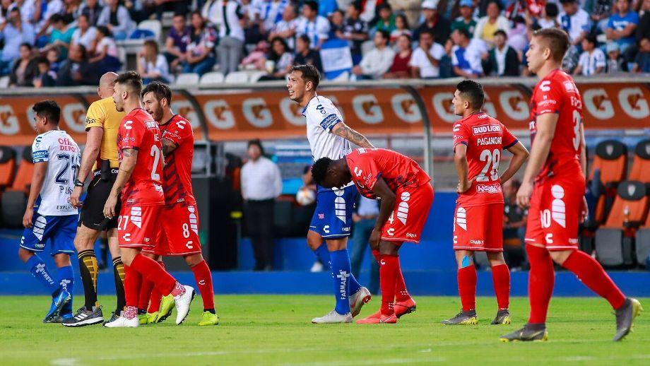 Cirilo Saucedo reventó a los jugadores