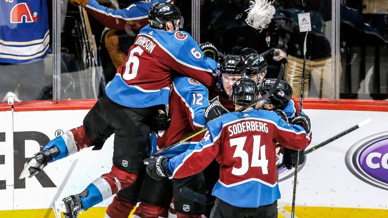 bbf9f7ba89a Stanley Cup Playoffs Daily - Mikko Rantanen pushes Flames to the brink