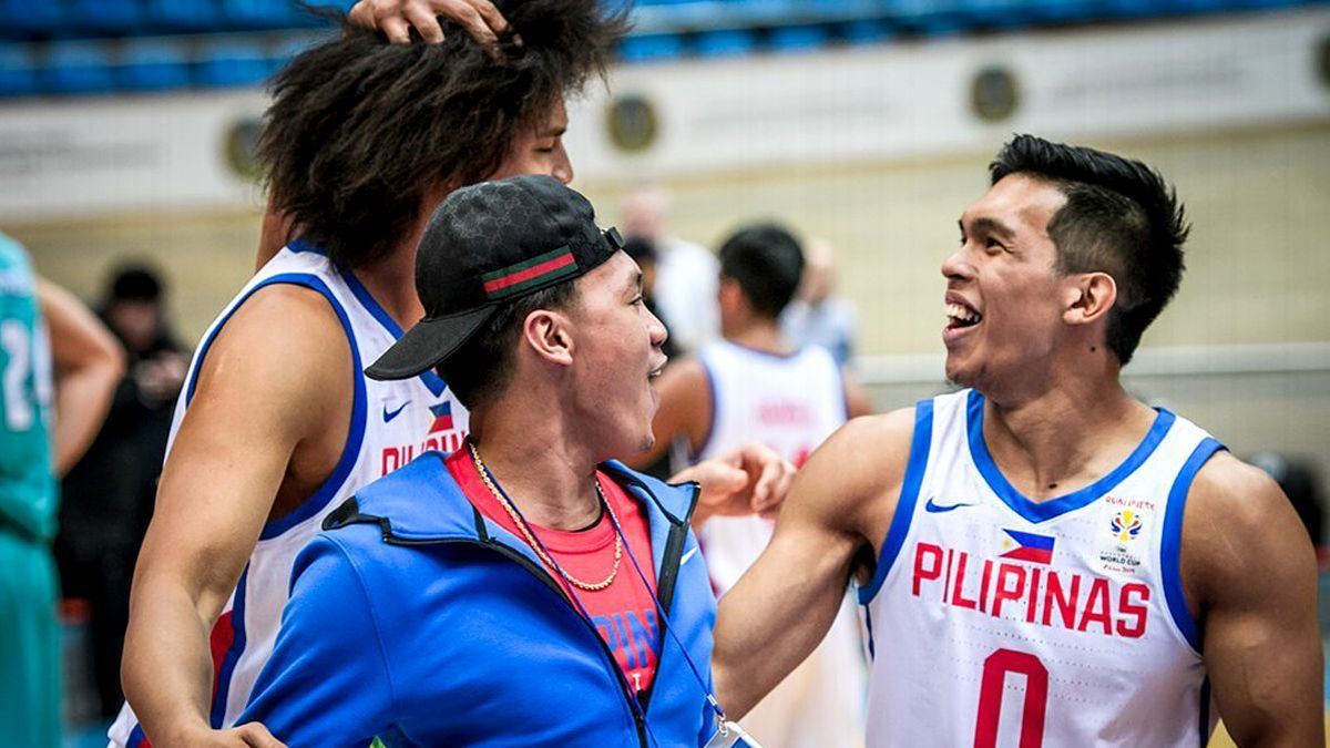 The moment Gilas Pilipinas knew they were in the FIBA World Cup