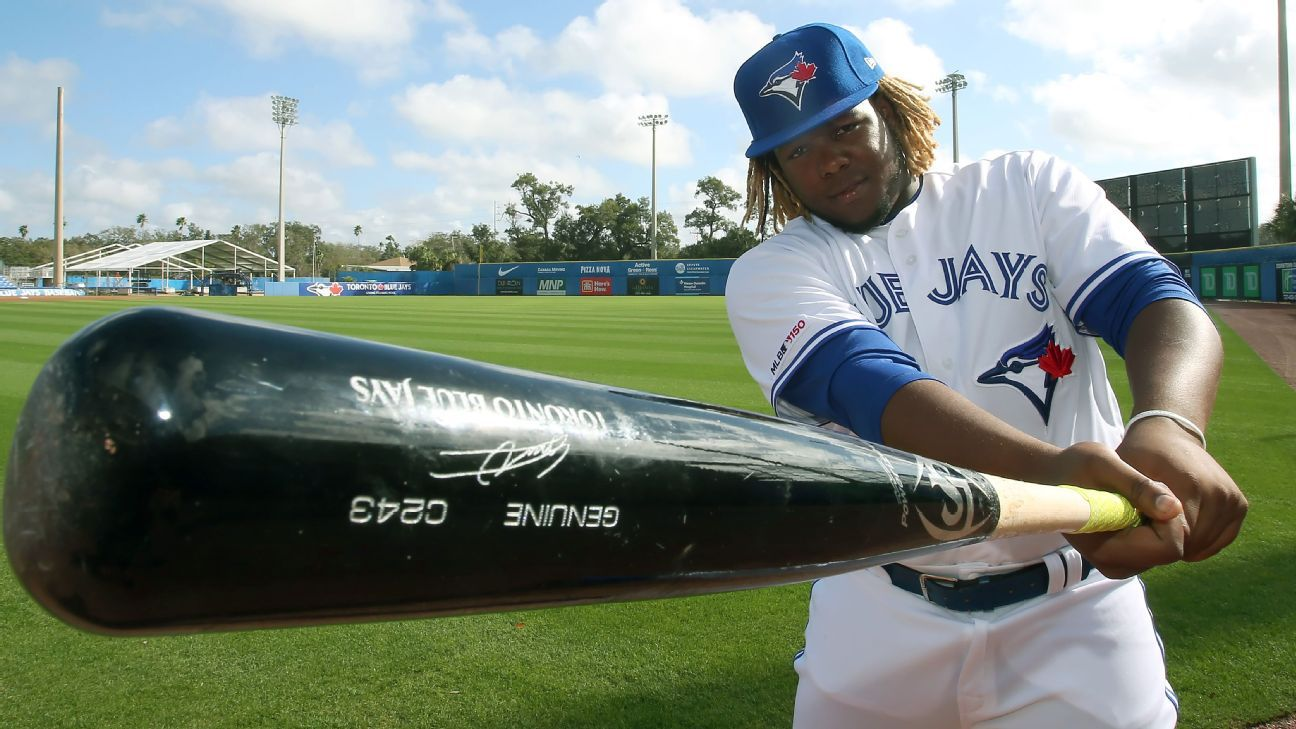 History lesson: These call-ups set the bar for Vladimir Guerrero Jr.