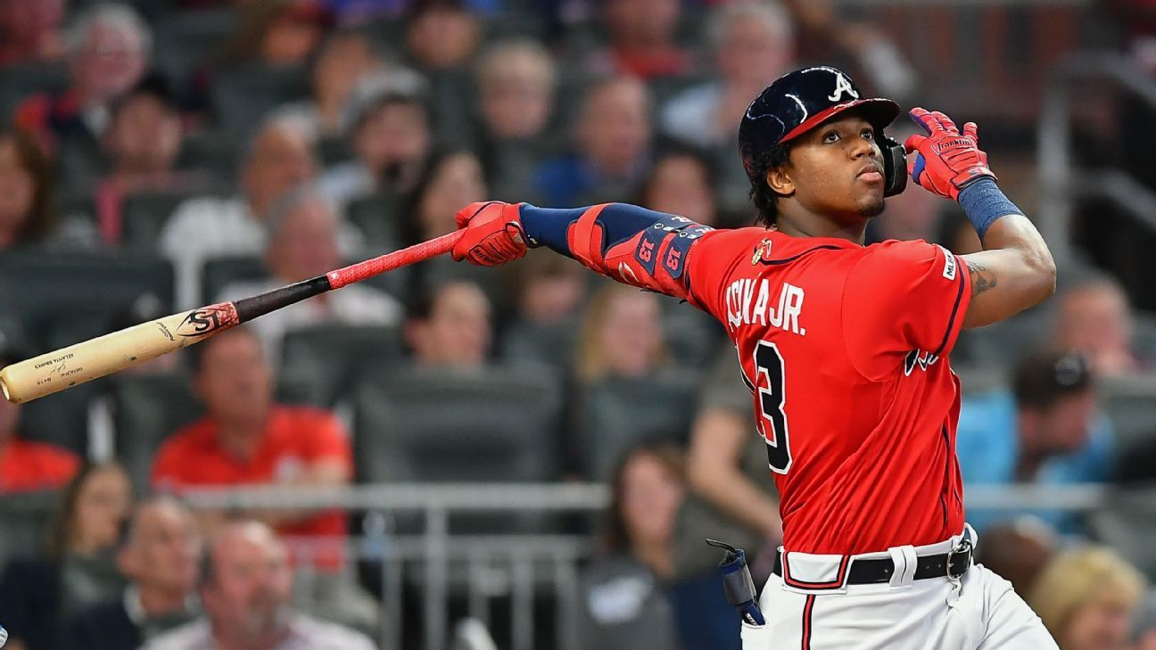 Passan: One year in, is Ronald Acuña Jr. ready to claim ...
