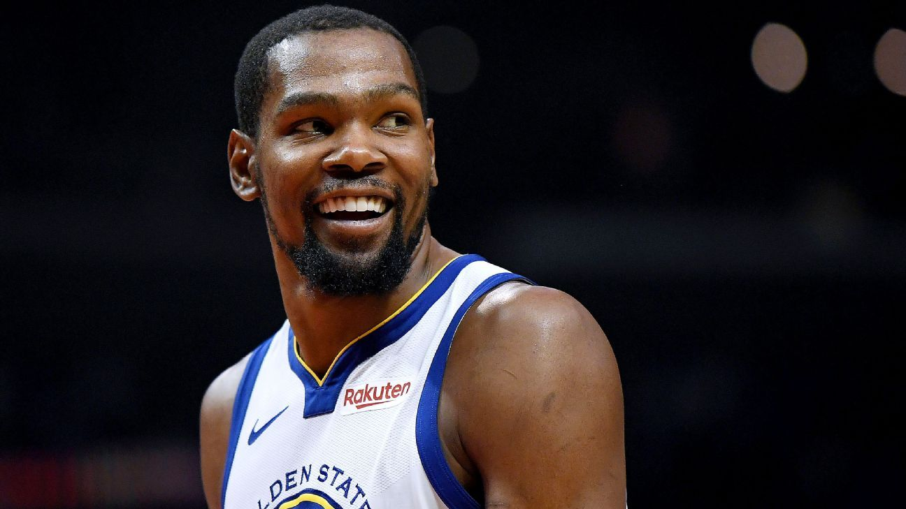 Summer of Kevin Durant - How he changes NBA title odds