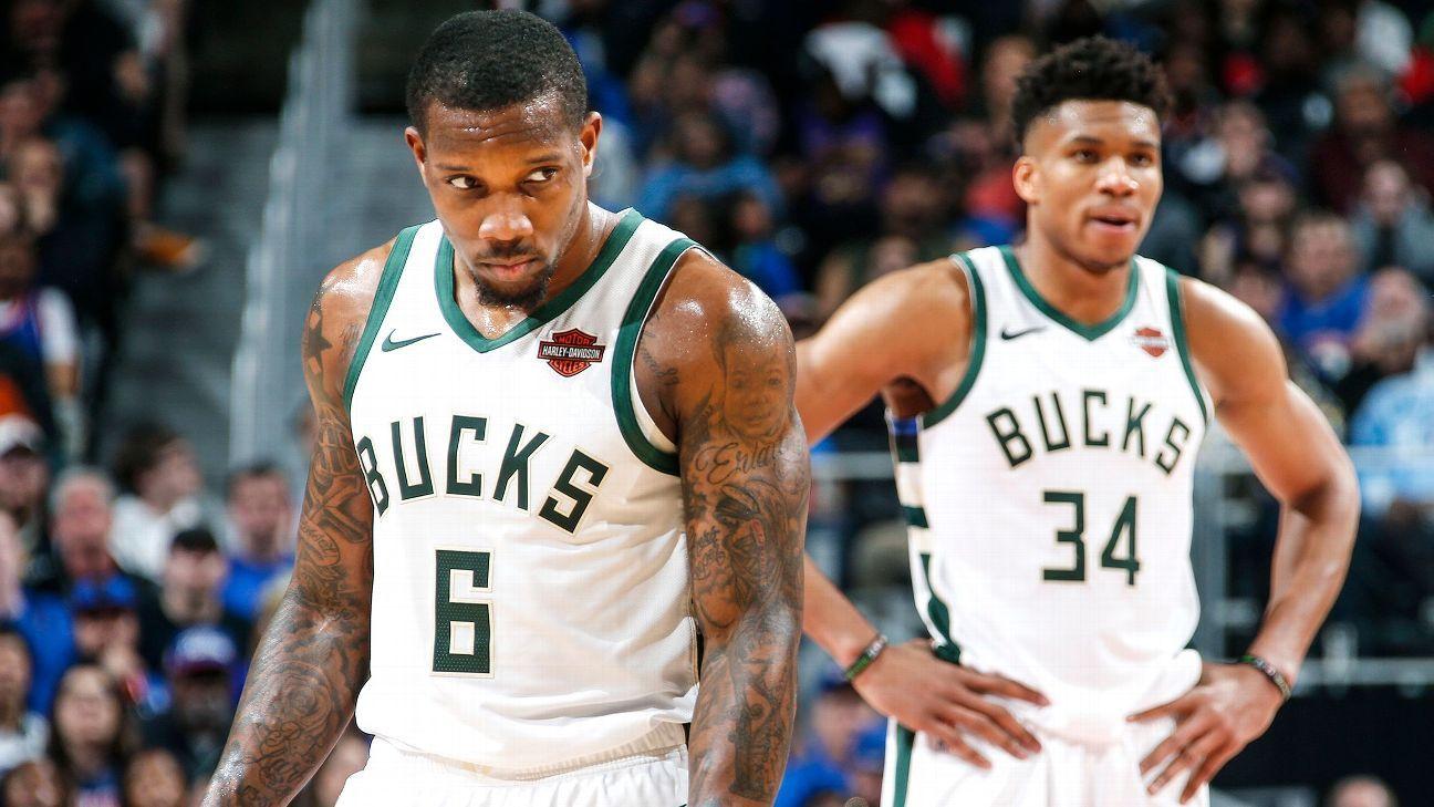 34a3befd854 Milwaukee Bucks guard Eric Bledsoe controlling emotions in seeking  redemption vs. Boston Celtics