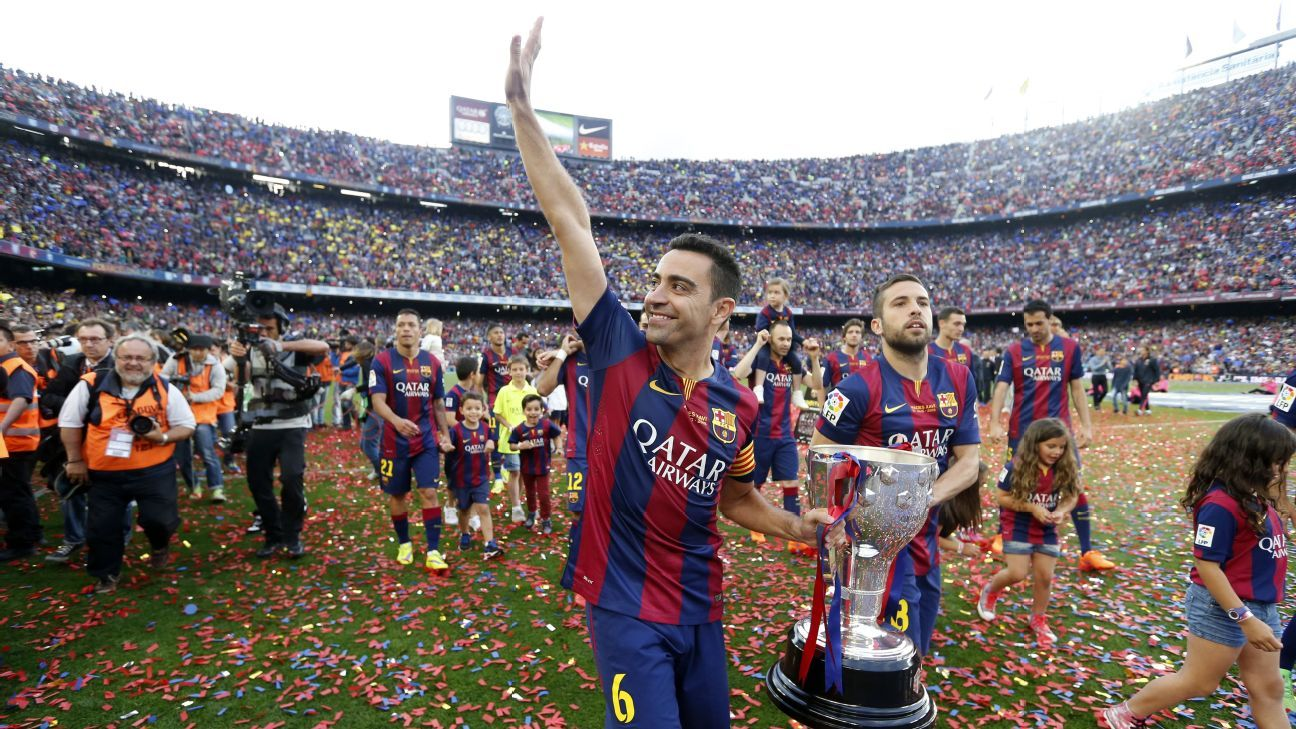 Barcelona and Spain legend Xavi Hernandez officially announces retirement