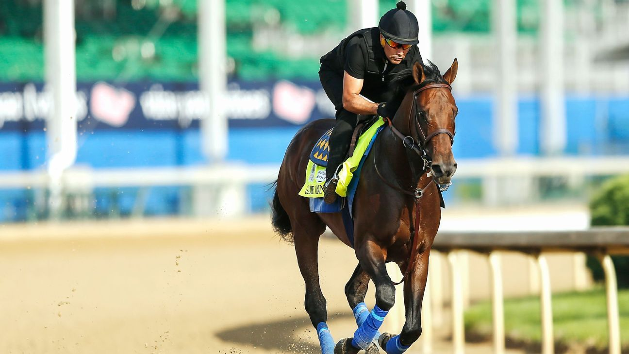 Horse Racing Latest 2019 Kentucky Derby Futures Odds
