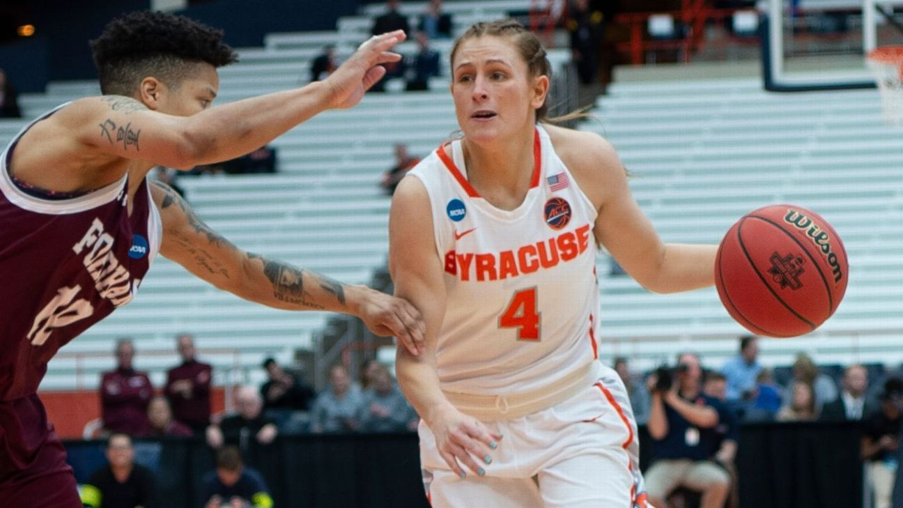 Cuse star Mangakahia details breast cancer fight