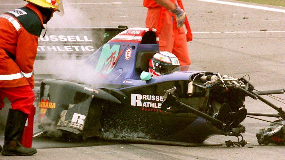The aftermath of Imola 1994: Knee-jerk reactions and more big accidents