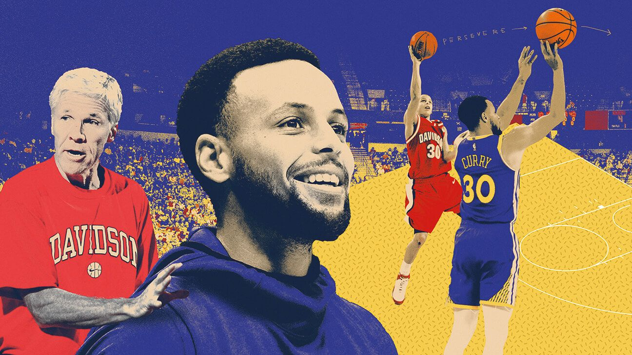 Inside the relationship that unleashed Steph Curry's greatness