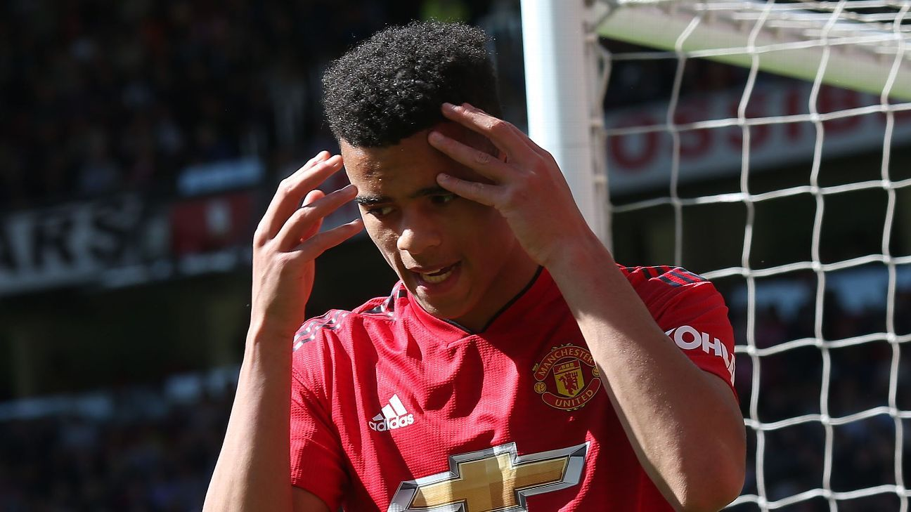 Greenwood could start Prem opener - Solskjaer