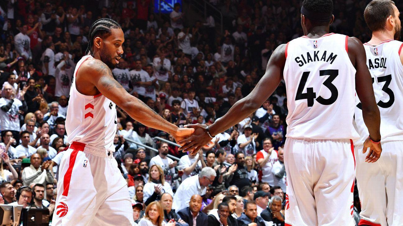 Kawhi Leonard's series-ending buzzer-beater sends NBA Twitter into a frenzy