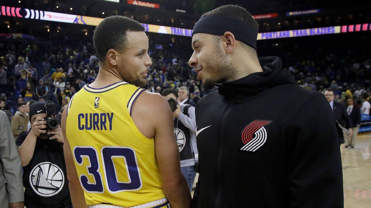 Western finals 'dream come true' for Curry family – ESPN