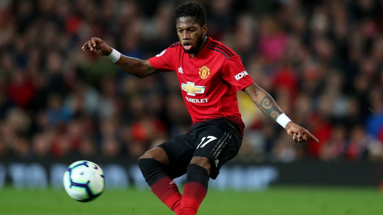 Utd's Fred on racist row: 'Backward society'