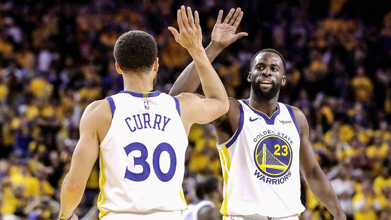For the Warriors, what's old is new again