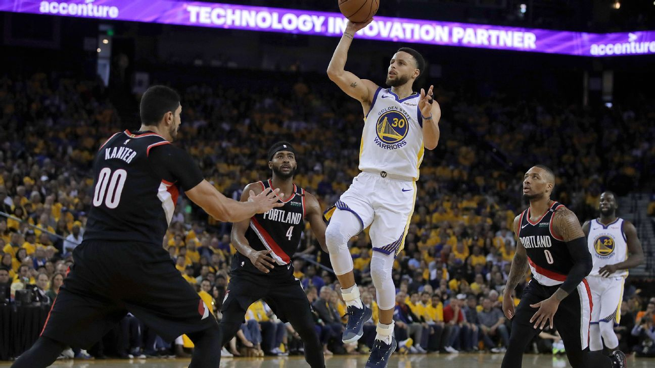 Testy Stotts, Blazers left seeking Curry solution