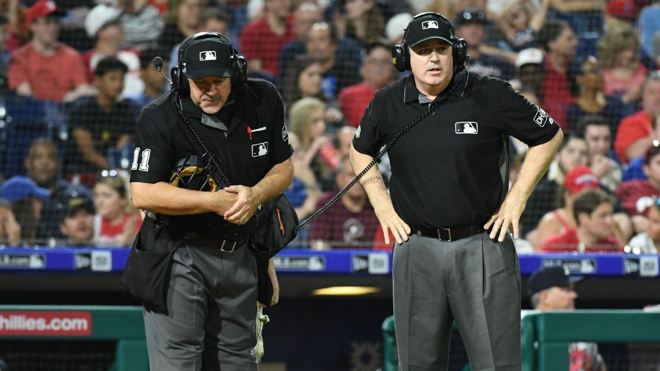 Robo umps? Not so fast  Here's what MLB's technology upgrade