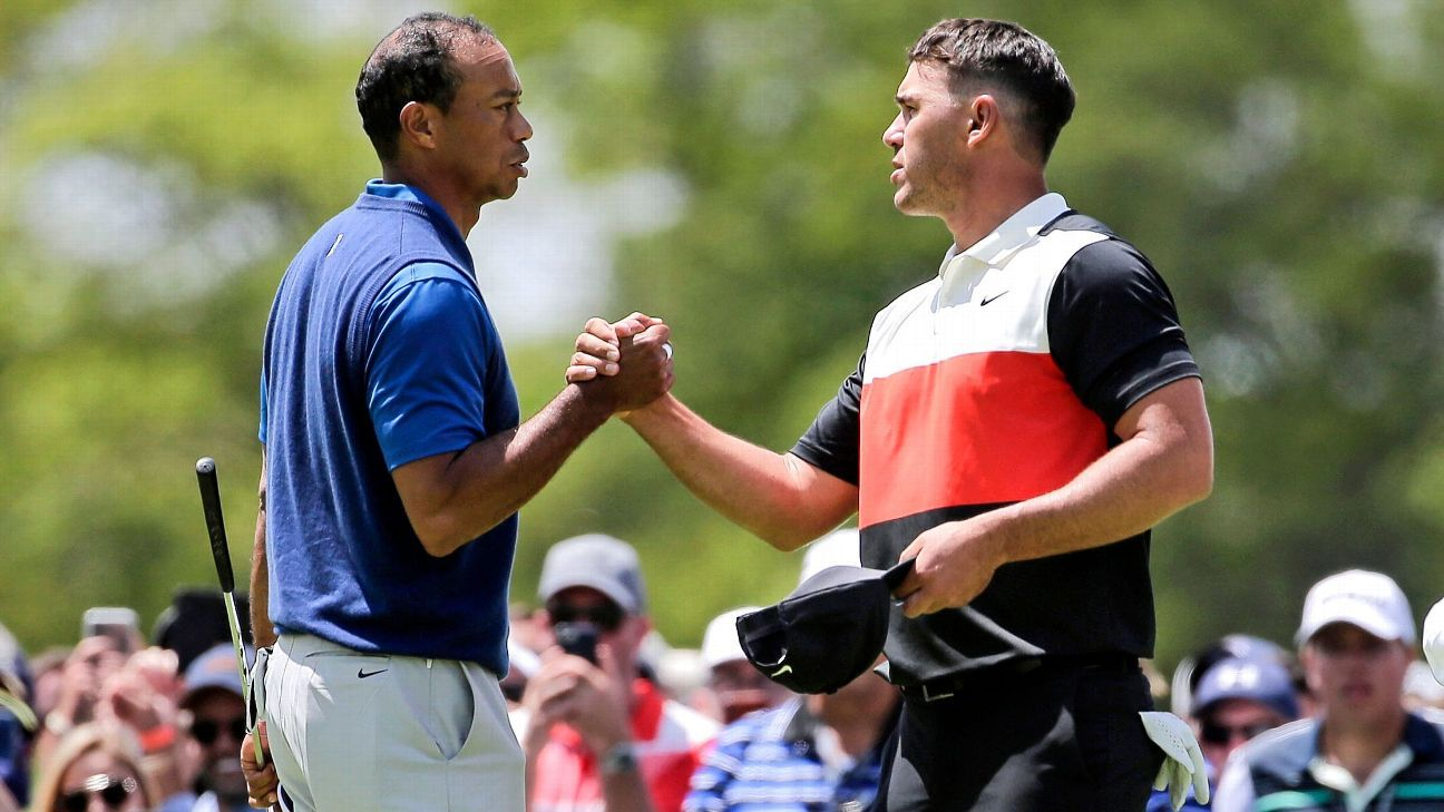 Brooks Koepka is the monster Tiger created