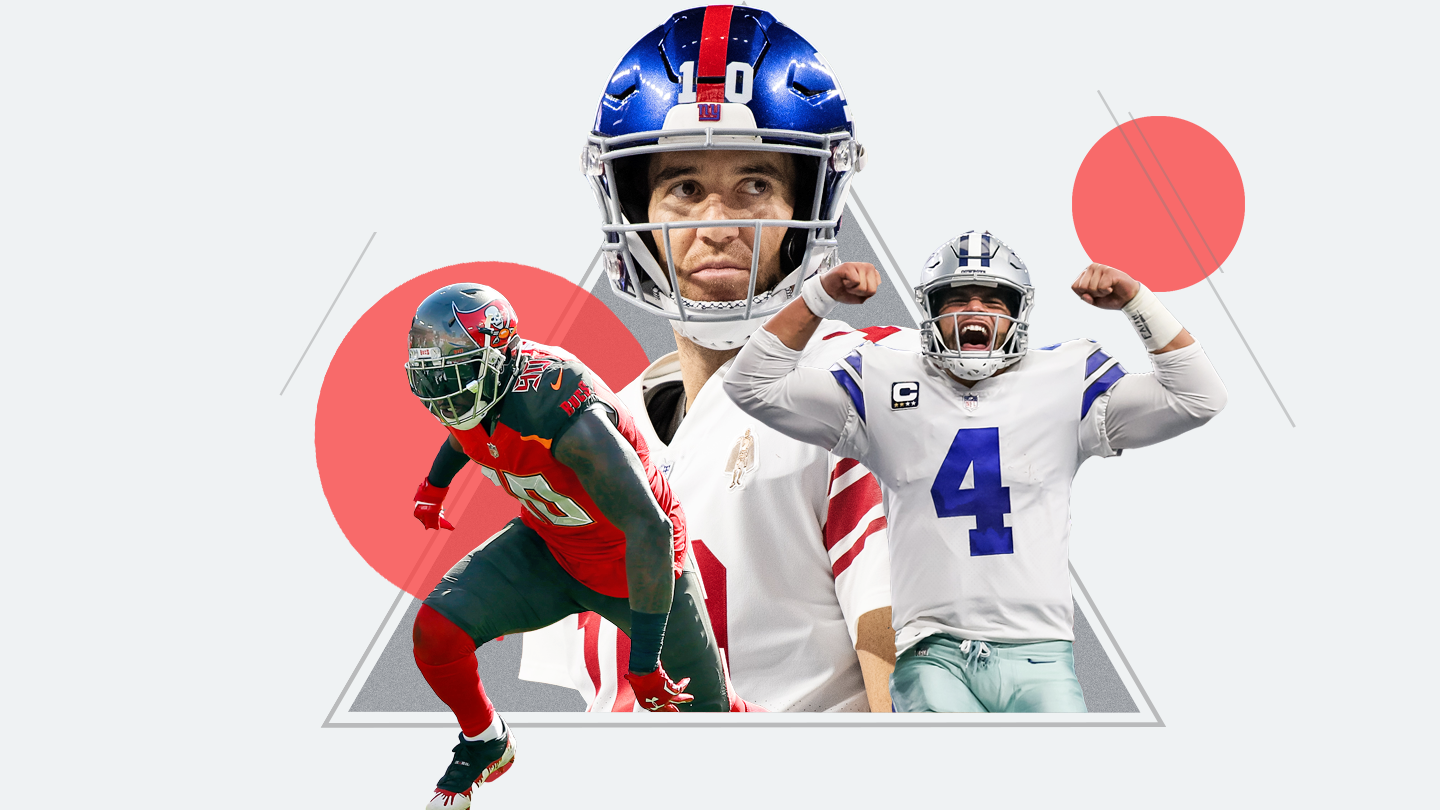 The Cowboys have to splash the cash on two stars. The Giants need a quarterback succession plan. Here's what's on the docket for the NFC.