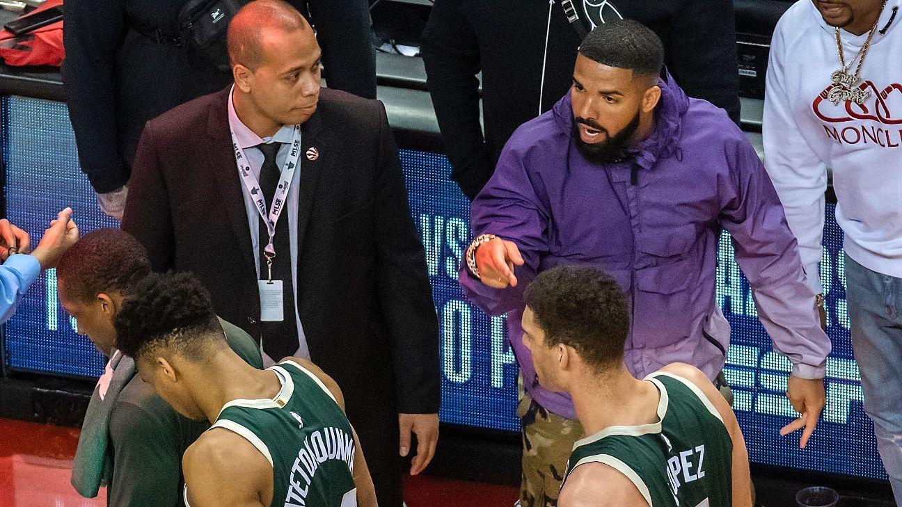 Giannis rep rips Drake for trolling Bucks star