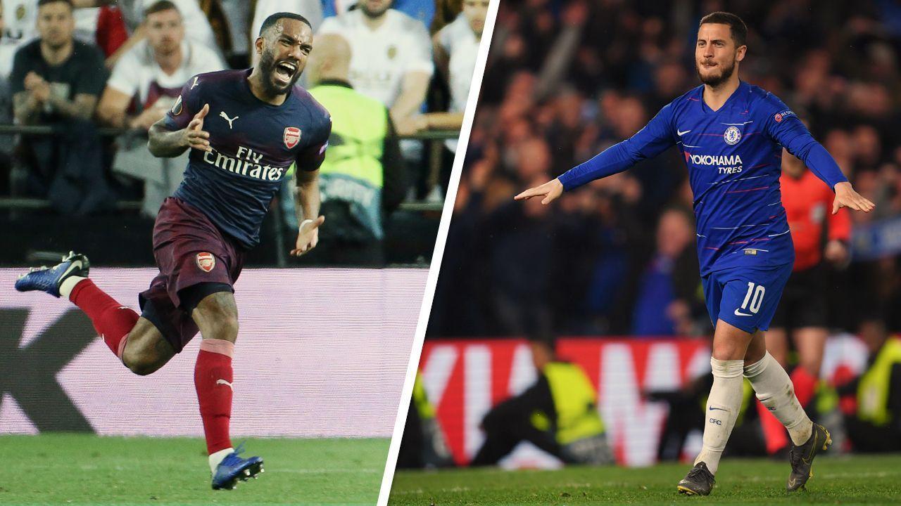 Chelsea X Arsenal AO VIVO: Siga Tudo Da Final Da Europa League