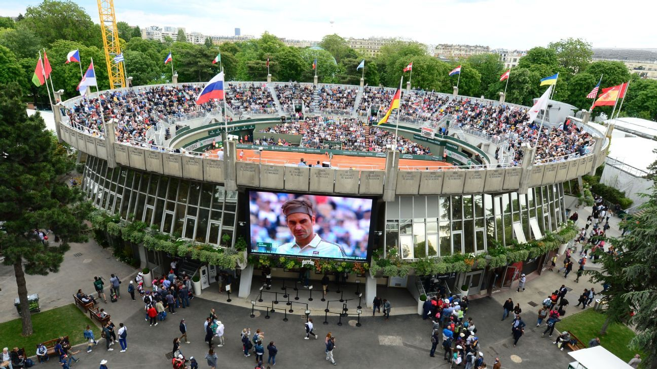 Bidding a fond farewell to the 'Bullring' at the French Open