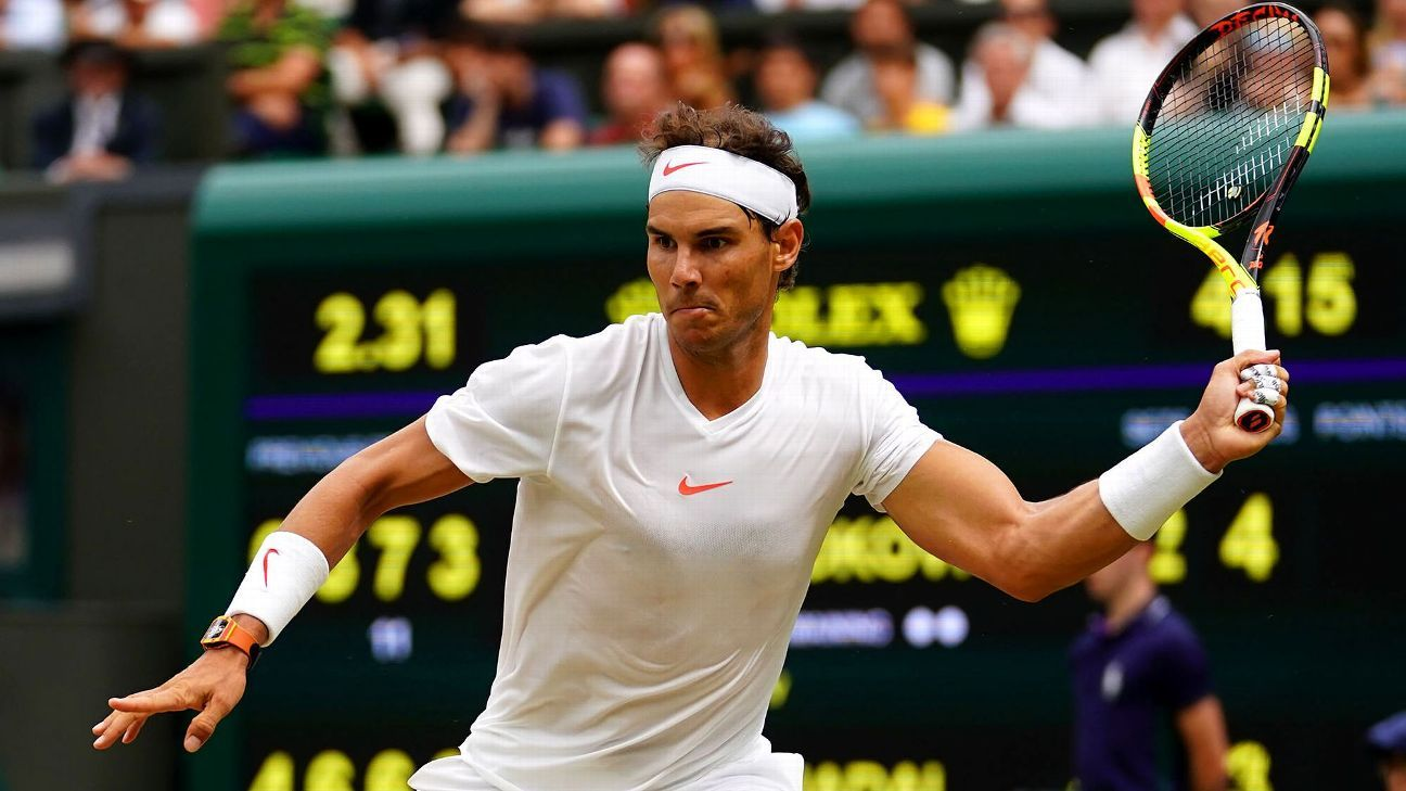 With French Open Title In Hand Can Rafael Nadal Win Wimbledon