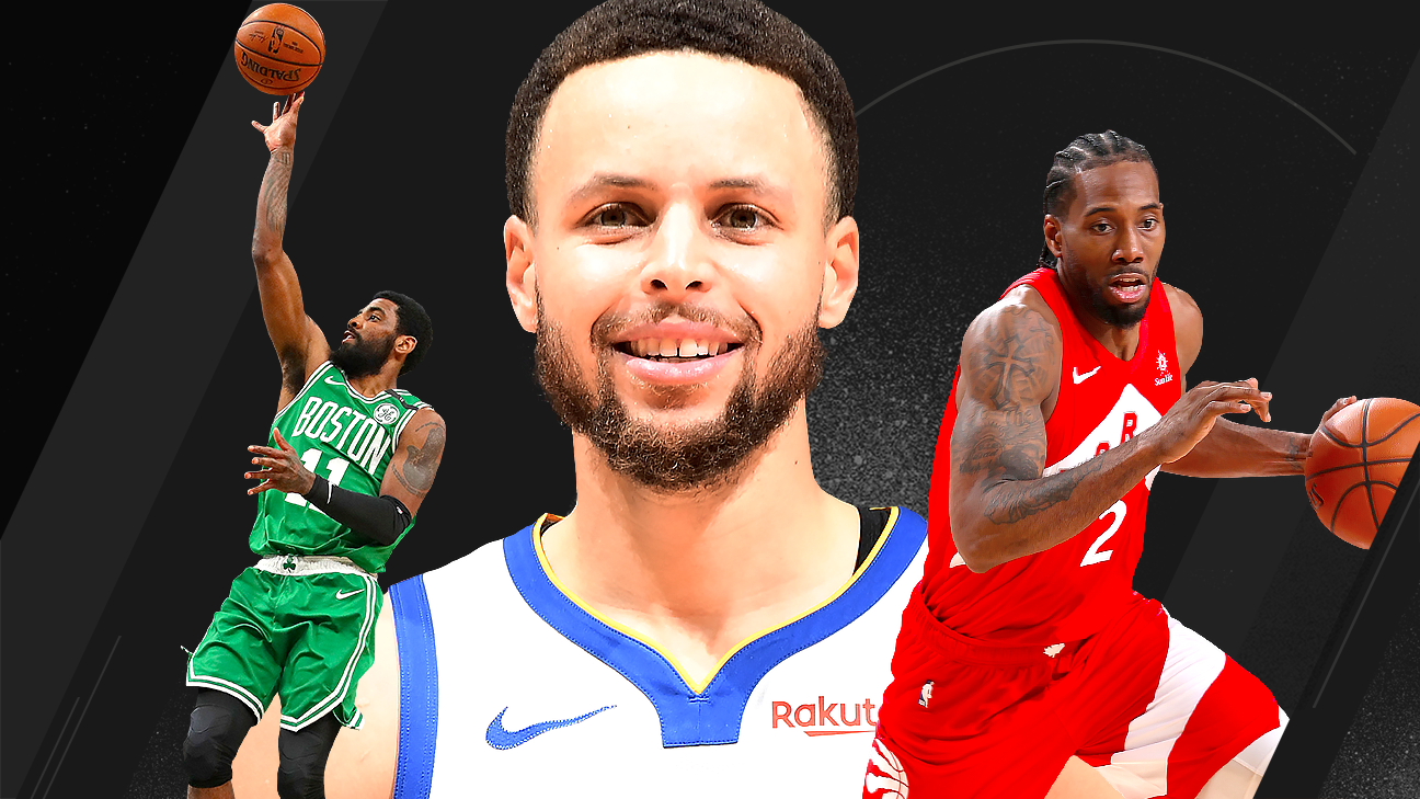 NBA Power Rankings, way-too-early edition - Is offseason