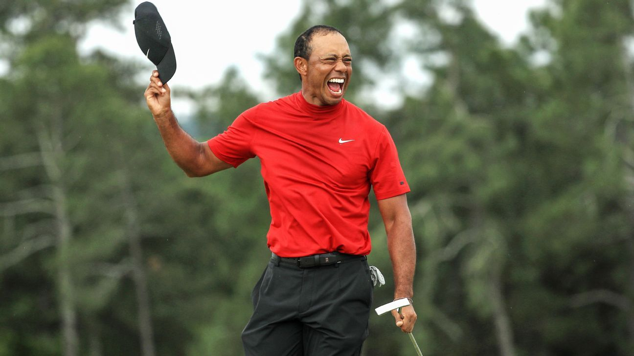 On the death of a brother, Tiger's epic Masters and the bonding power of sports