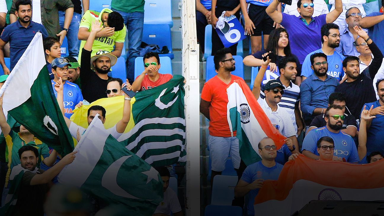 Why a billion people will watch when India, Pakistan play