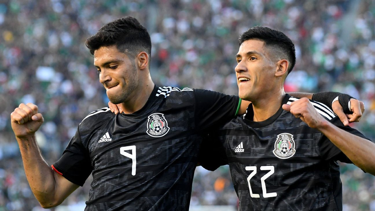 Jimenez stellar but Antuna the perfect 10 in Mexico rout