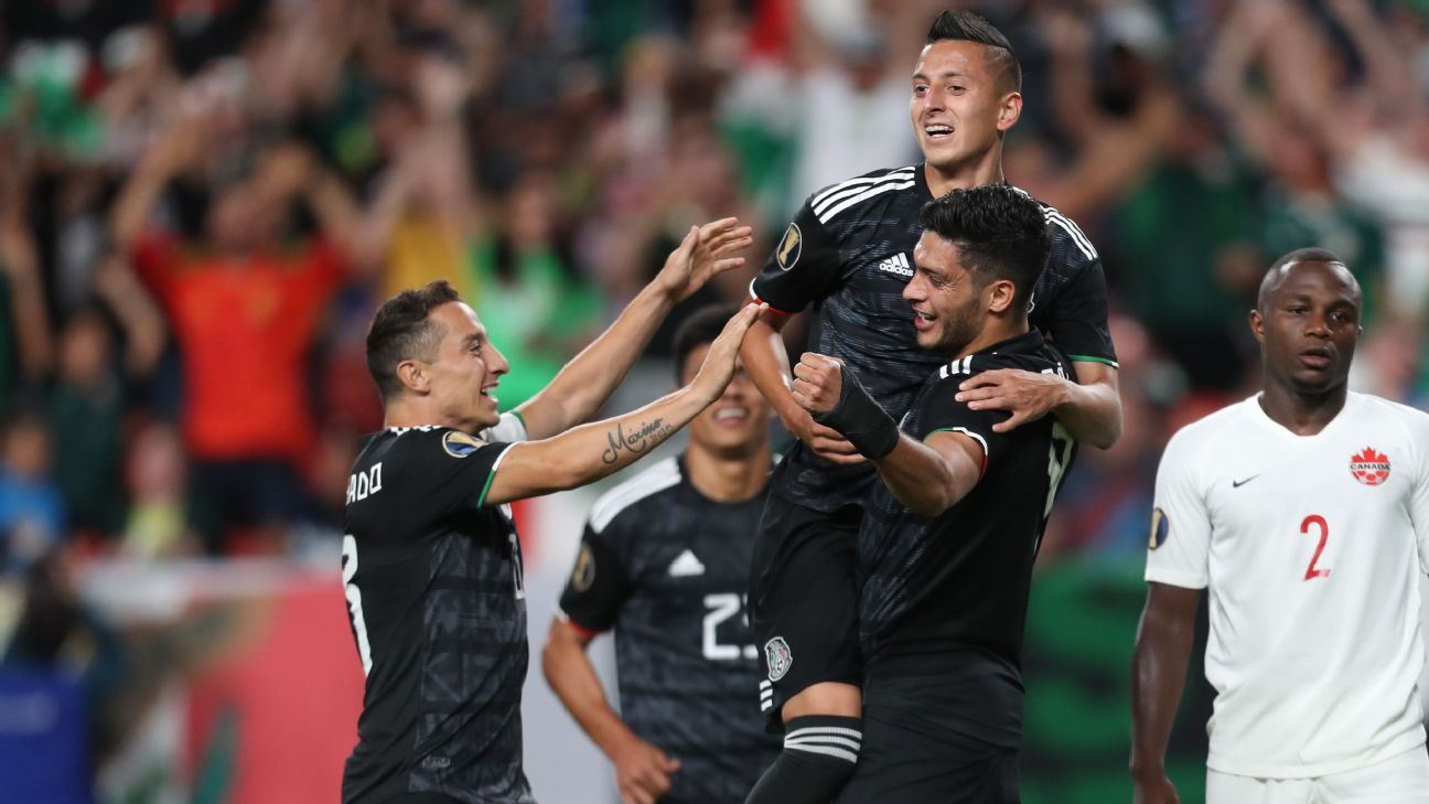 Canada vs Mexico Football Predictions And Betting Odds: Mexico likely to win