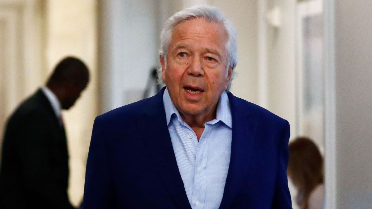 Florida's decision likely clears Kraft of charges