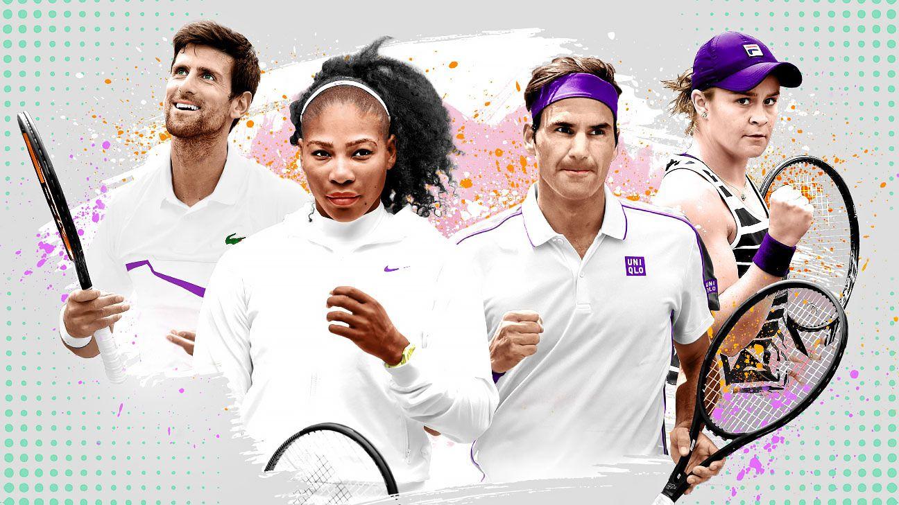 Wimbledon expert picks -- Predicting men's and women's winners