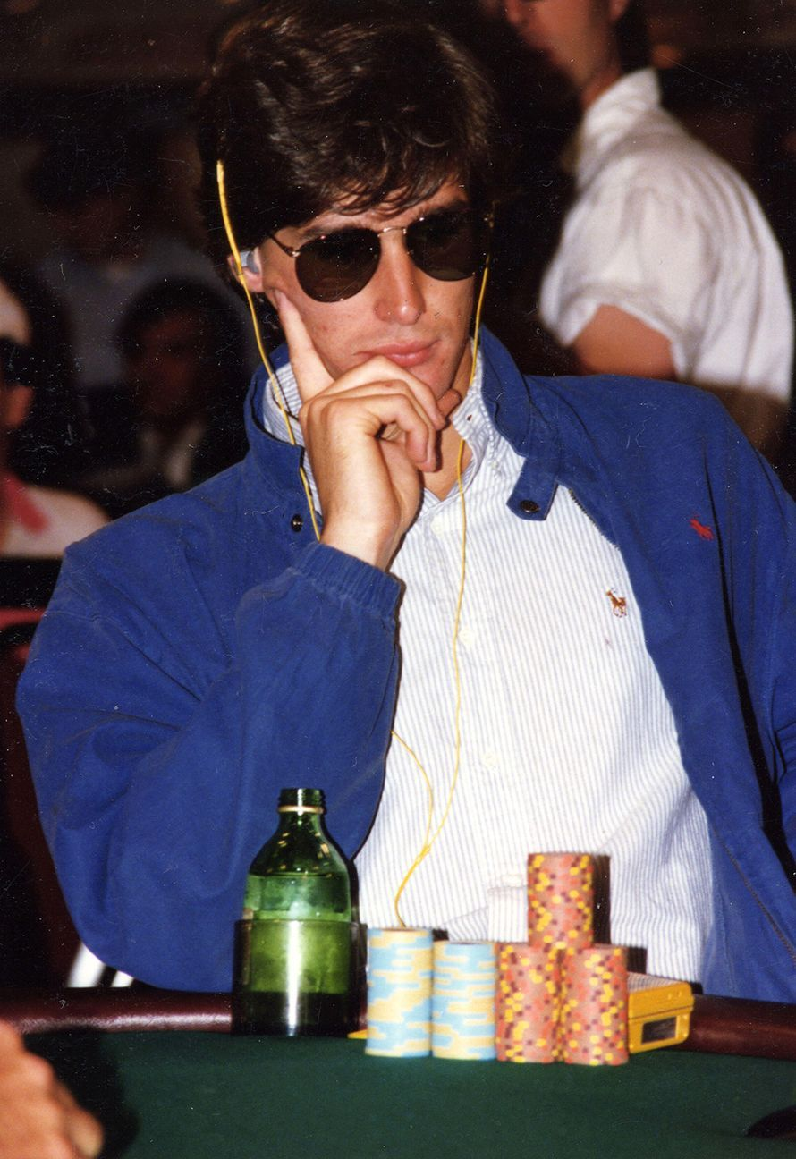 'Poker Brat' is born: 30 years later, inside Phil Hellmuth's stunning arrival