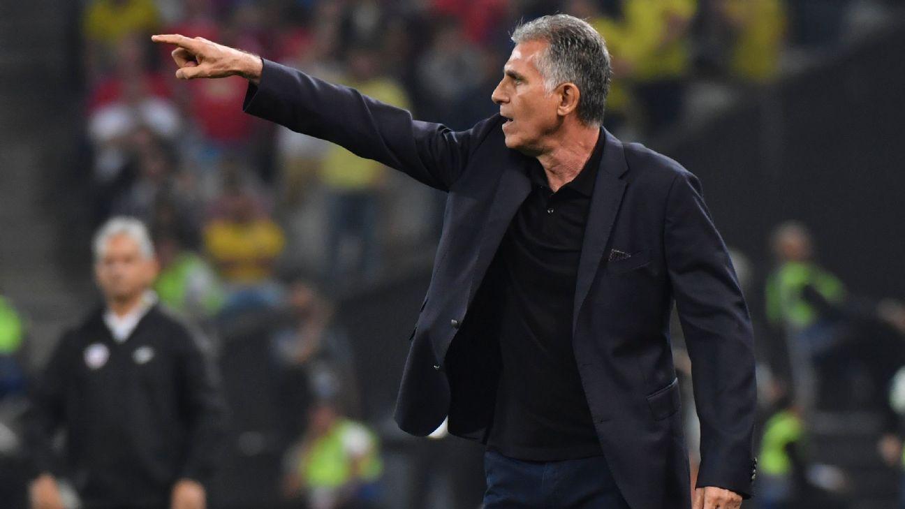 Ajudado duas vezes, técnico da Colômbia detona VAR e Conmebol: 'Deuses do futebol estão loucos'