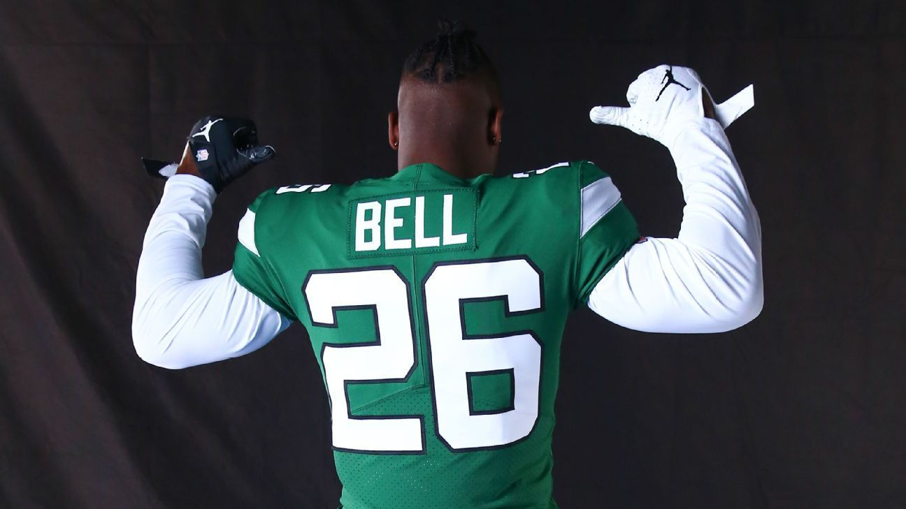 Star-hungry Jets signed Le'Veon Bell for moments like this