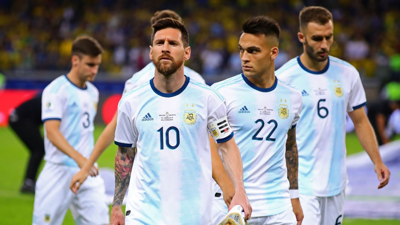 Argentina exit the Copa America early but they've won something better: Messi is fired up again