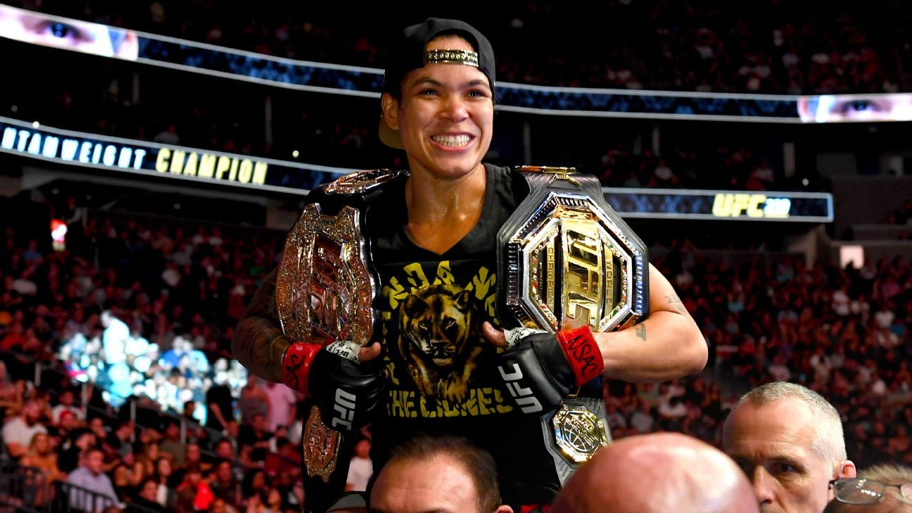 Ronda Rousey-Liz Carmouche: The fight that changed women's MMA