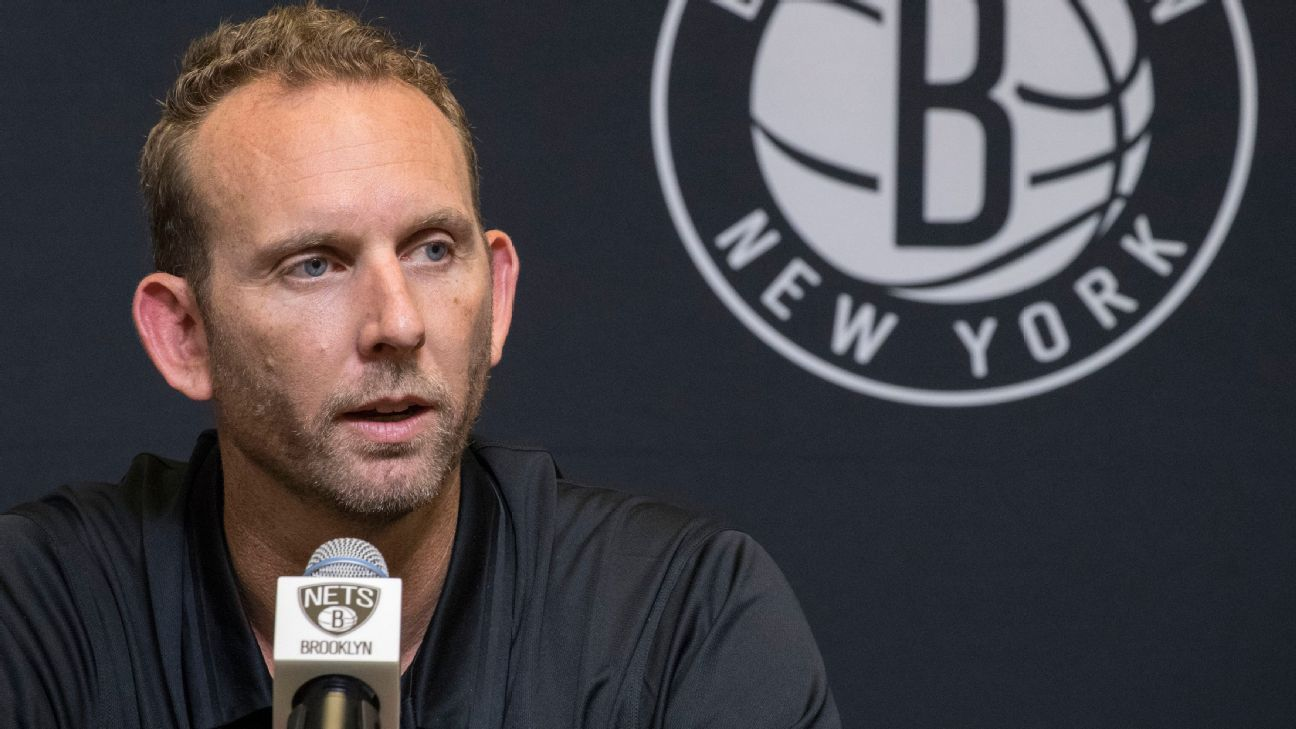 GM: Expectations 'growing' for talent-laden Nets