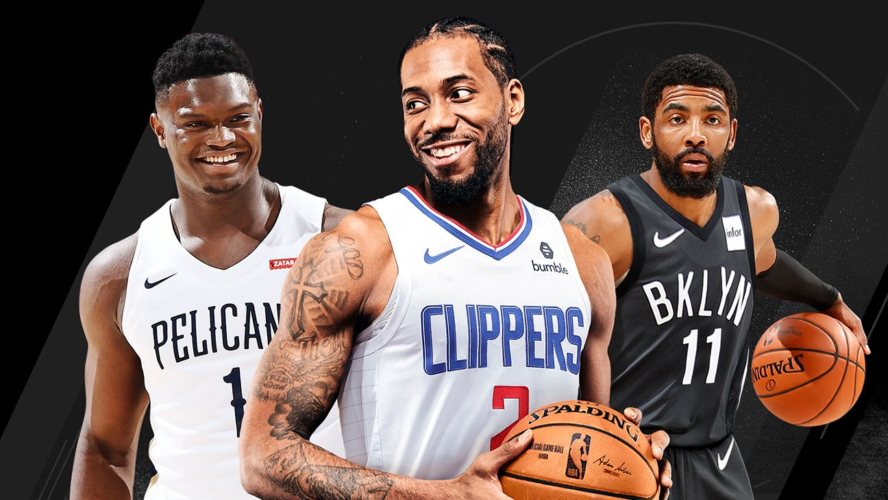 Best Nba Players 2020.Nba Power Rankings Who Are The League S Best Teams Now