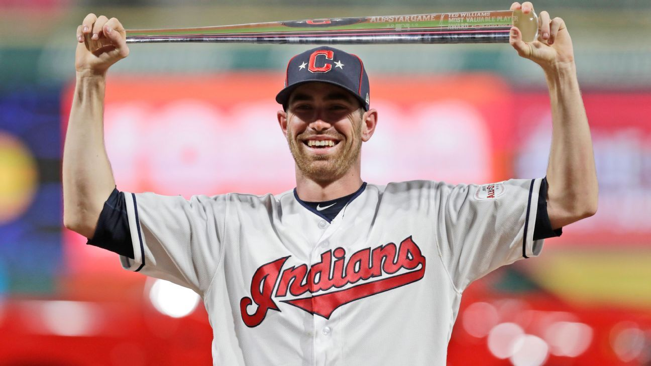 Shane Bieber rocks, home crowd rules on Cleveland's All-Star night