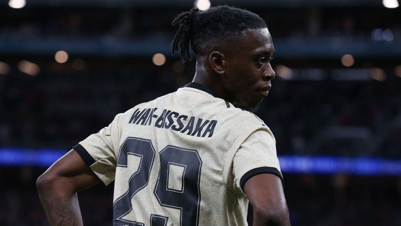 Wan-Bissaka: United deal didn't affect U21 form